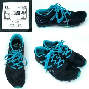 New Balance Minimus Size 9 Barefoot Running Shoe